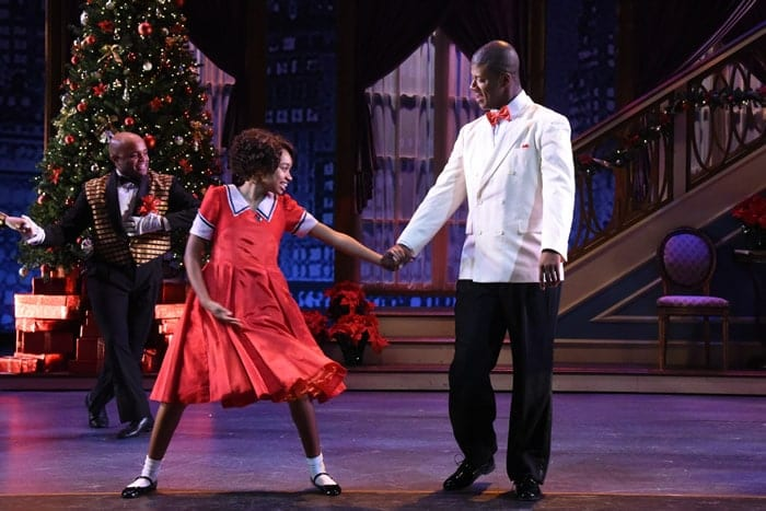 Annie at Olney Theatre Center (review)