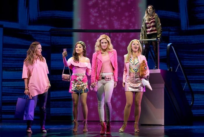 Tina Fey's Mean Girls world premiere (review)
