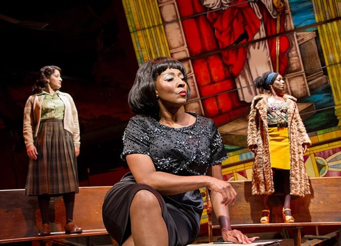 Nina Simone: Four Women at Arena Stage (review)