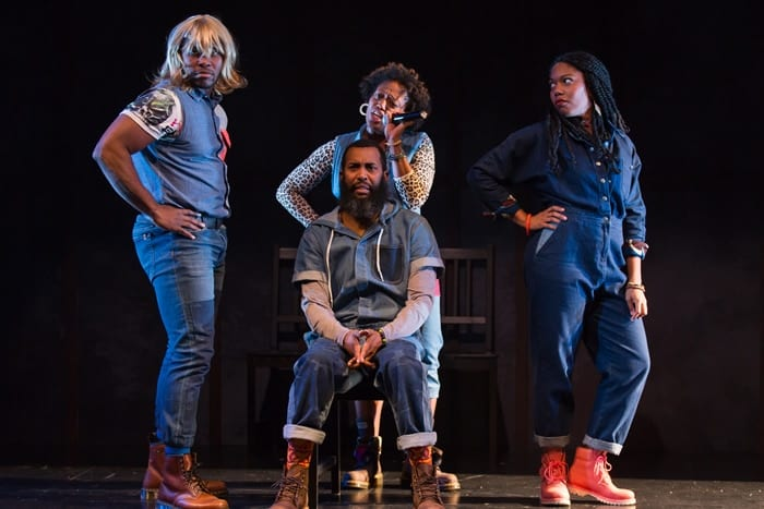 Review: Nothing to Lose (But Our Chains) at Woolly Mammoth