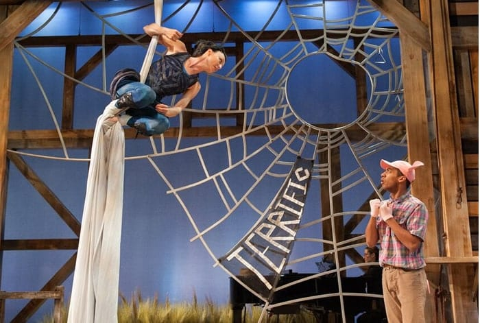 Charlotte's Web at Imagination Stage (review)