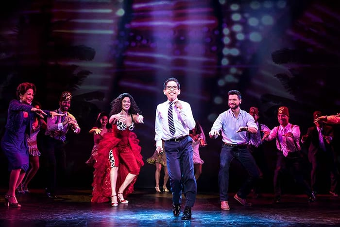 On Your Feet! The Emilio & Gloria Estefan Broadway Musical (review)
