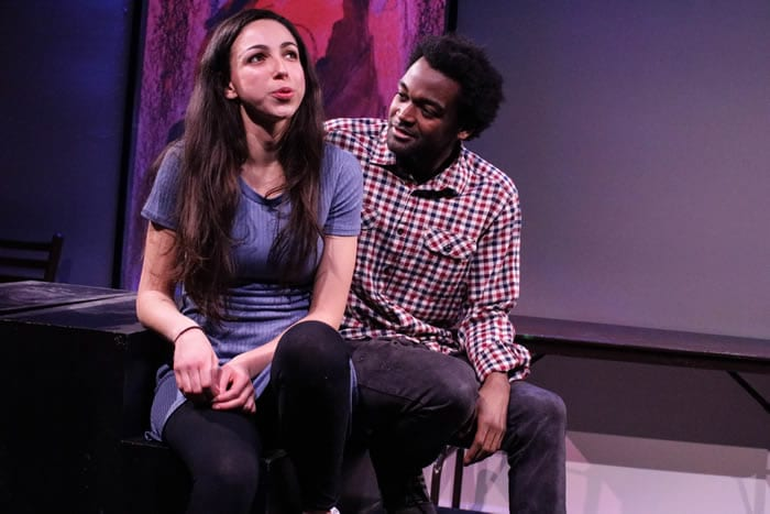 This Is All Just Temporary from Convergence Theatre (review)