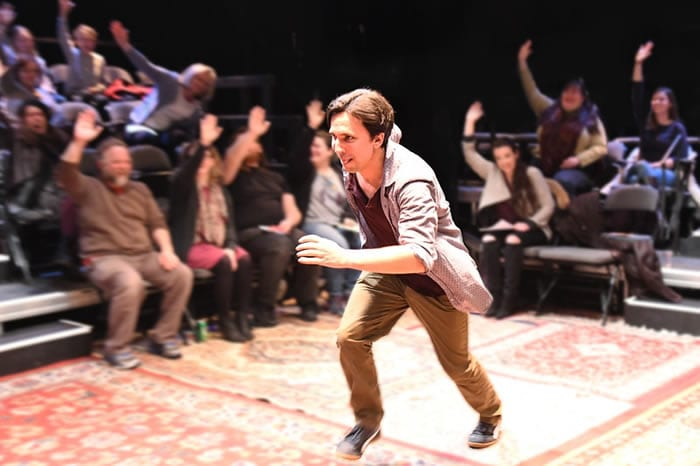 Every Brilliant Thing at Olney Theatre Center (review)