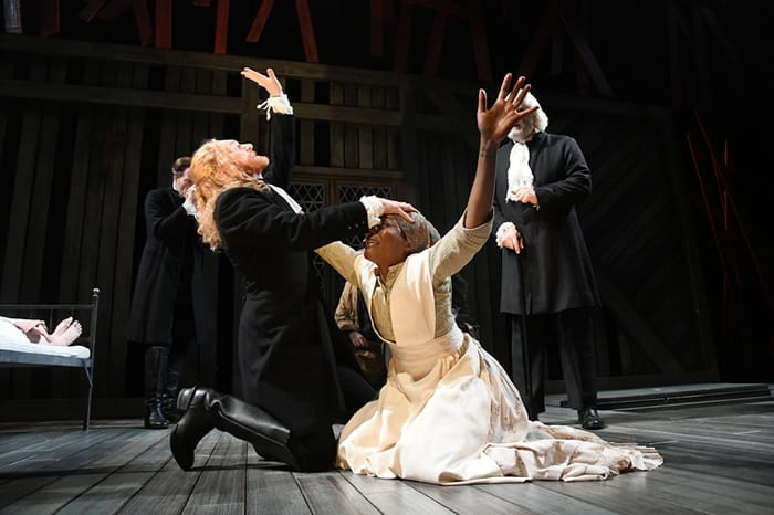 Powerful production of Arthur Miller's The Crucible at Olney Theatre Center (review)