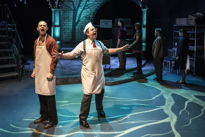 Fly by Night musical gets first rate production at 1st Stage (review)