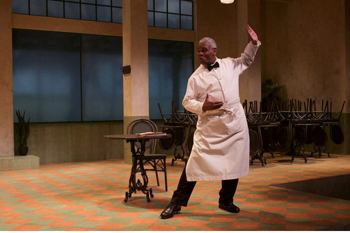 """Review: Athol Fugard's confessional play, """"MASTER HAROLD"""" … and the Boys"""