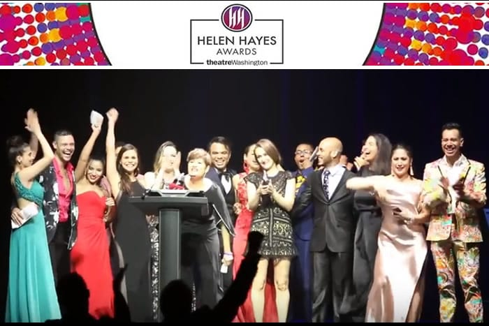 Watch important moments at Helen Hayes Awards with new DCTS video