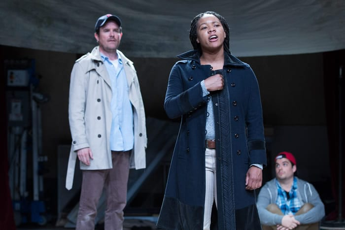 Review: Saint Joan, a funky, spunky, stripped-down Shaw