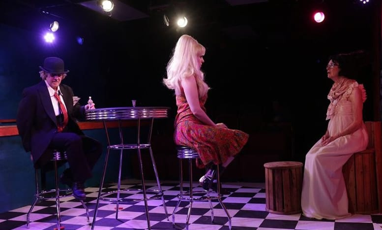 Review: The Speed Twins at Venus Theatre, lesbians in purgatory