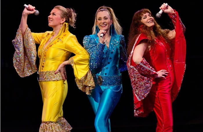 Review:  Mamma Mia! at Toby's, the feel-good show of the summer