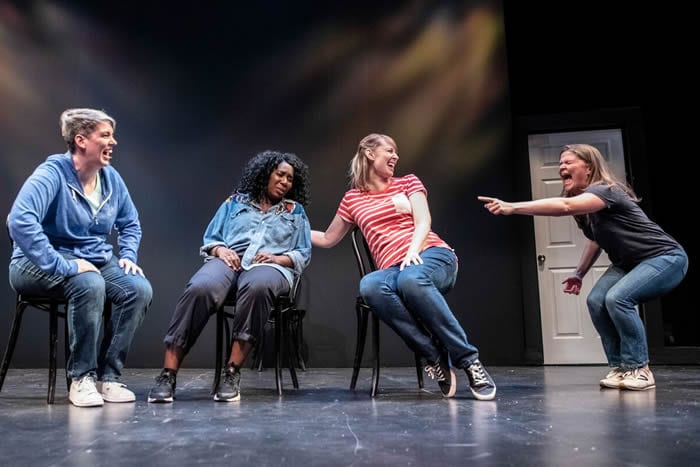 Review: Damned If You Do. The women of UCB prove there's hope for DC after all.