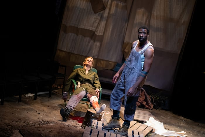 Review: Thirst at Contemporary American Theater Festival