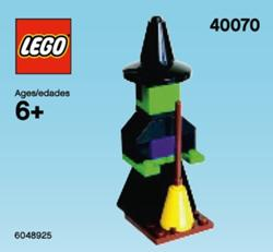 Lego - October Witch