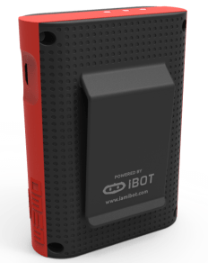 Personal Tracker Enclosure Design for IBOT