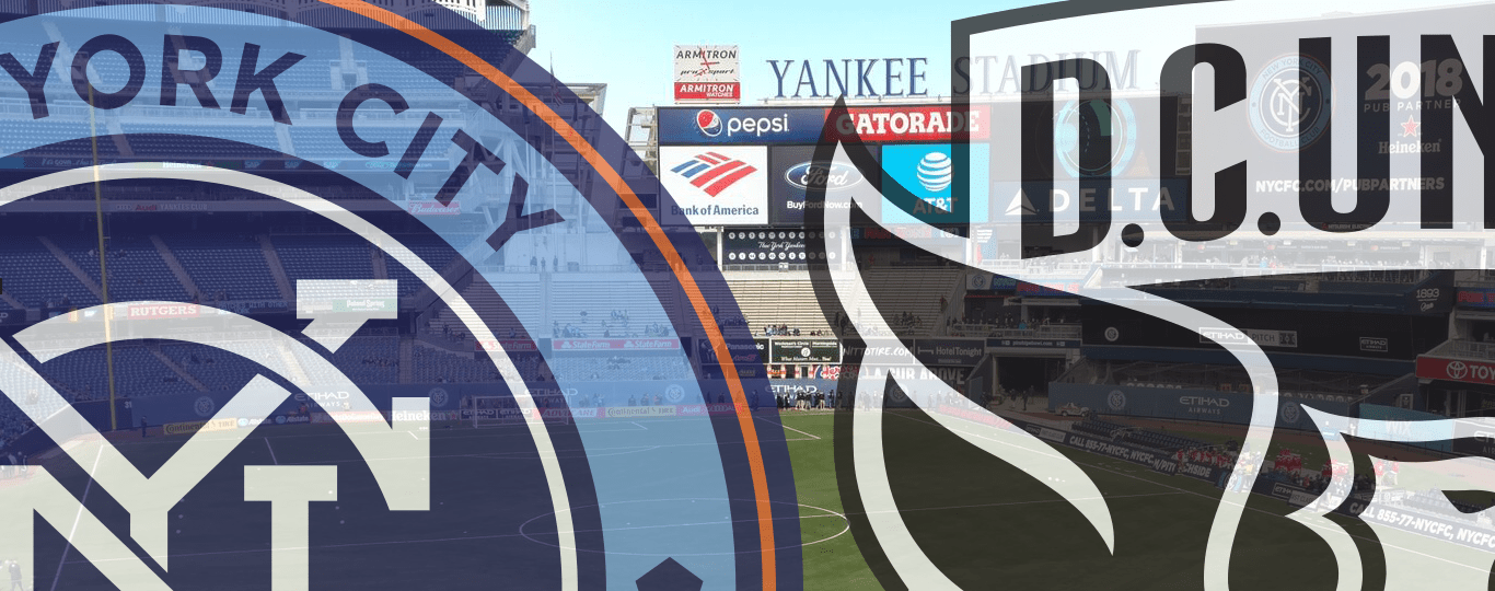 Match Preview: NYCFC vs DCU