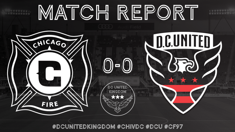 Match Report: CHI 0-0 DC