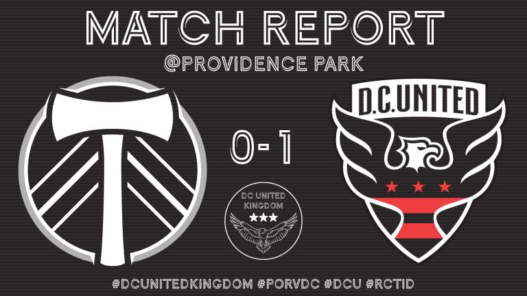 Match Report: POR v DC