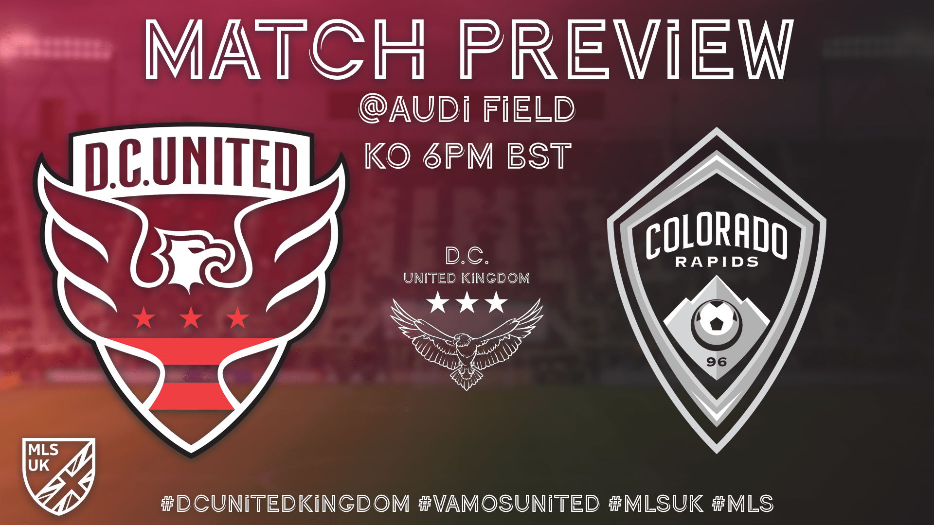 Match Preview: DC United vs Colorado Rapids