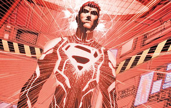 Superboy kinesis