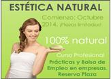 CURSOS DE ESTETICA NATURAL