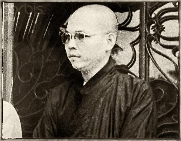 Thượng tọa Tích Thiện Minh (1921-1978). Nguồn: ONtheNet