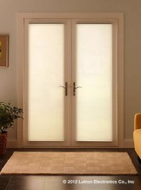 Lutron Shades for Patio Doors available in Chicago - DC ...