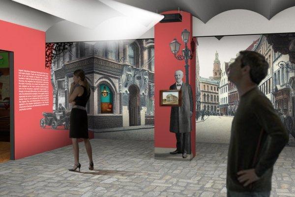 Art Nouveau Museum Exhibition