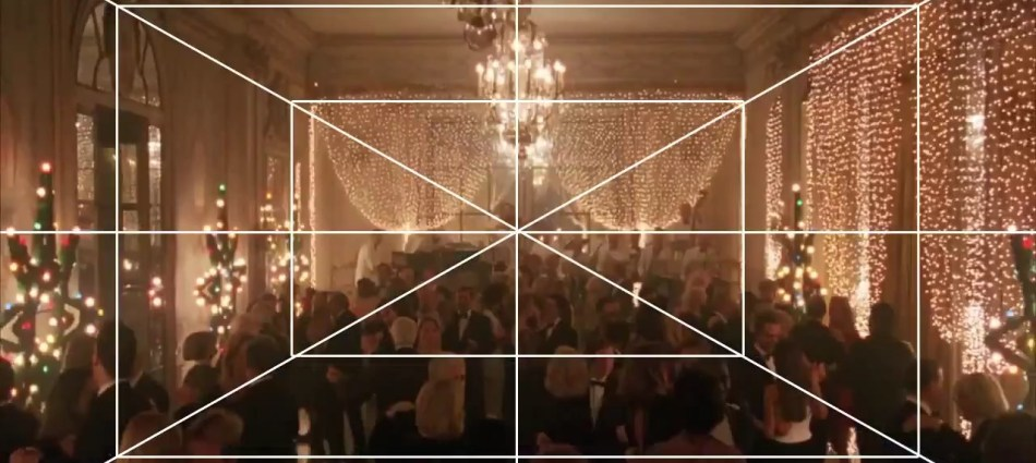 Single point perspective in the films of Stanly Kubric