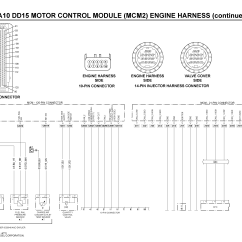 Show Wiring Diagrams 1992 Honda Accord Radio Diagram Series 50 Ddec Detroit Diesel