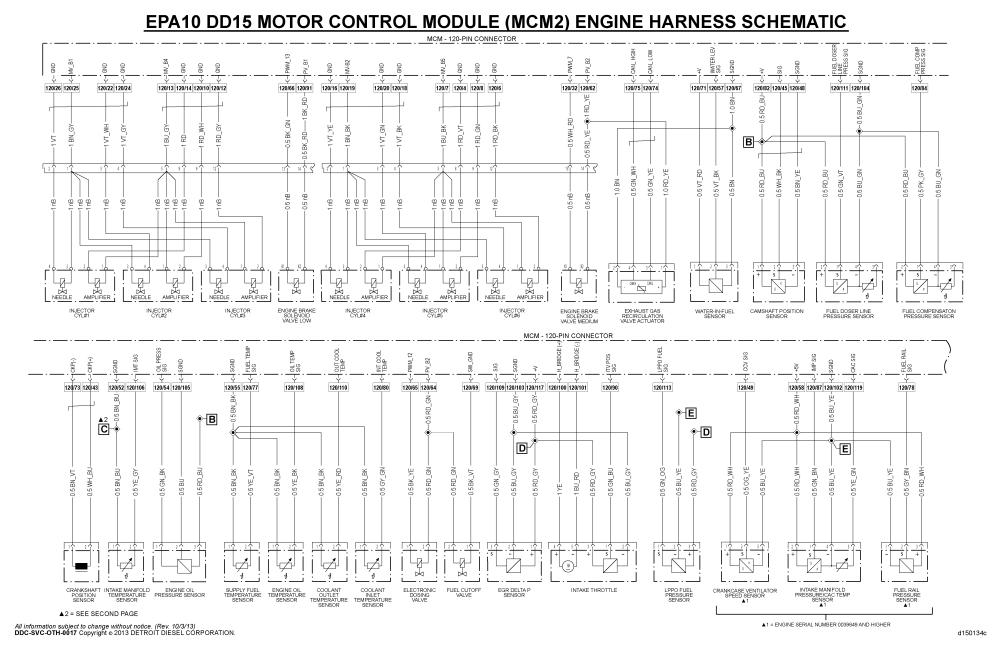 medium resolution of epa10 dd15 mcm wiring diagram dd15 troubleshooting