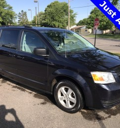 pre owned 2010 dodge grand caravan hero [ 1024 x 768 Pixel ]