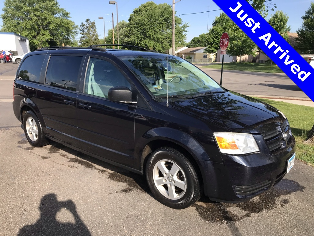 hight resolution of pre owned 2010 dodge grand caravan hero