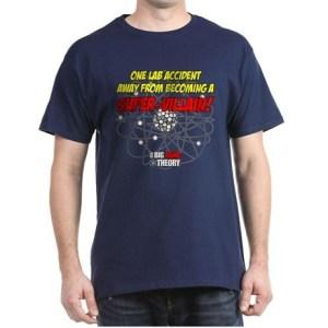 Super Villain T-Shirt The Big Bang Theory
