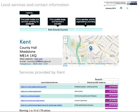 kent-services
