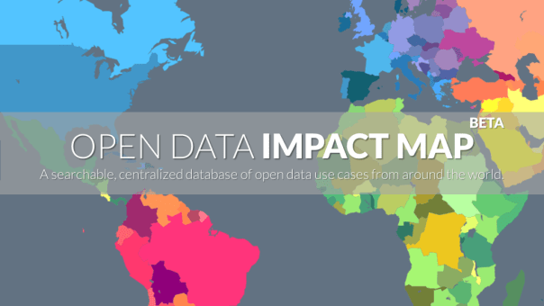 Open Data Impact Map