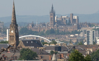 Glasgow turns to smart lights, apps and Uber-style services to evolve as smart city