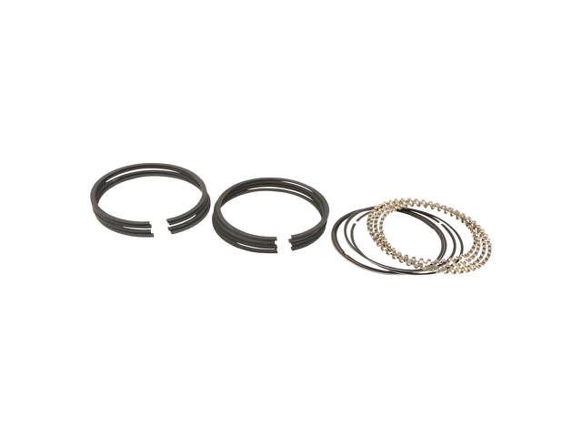 Hastings W0133-1626092 Engine Piston Ring Set