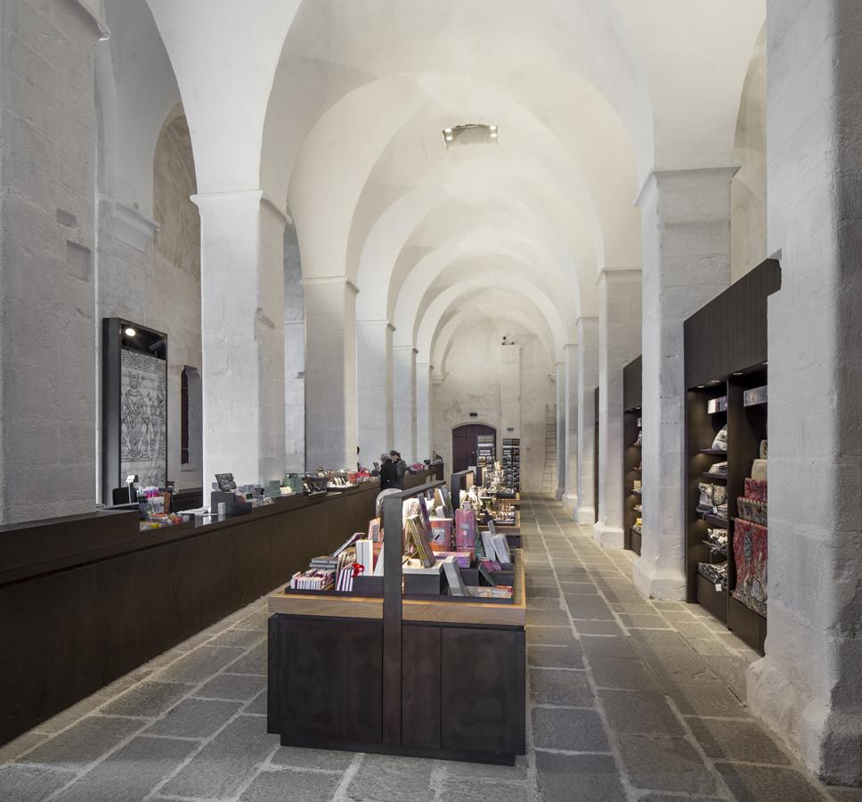 Abbaye du MontSaintMichel  DDA Architectes