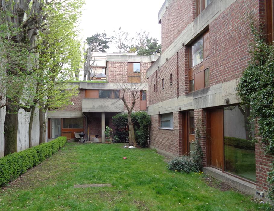 Maisons Jaoul  DDA Architectes
