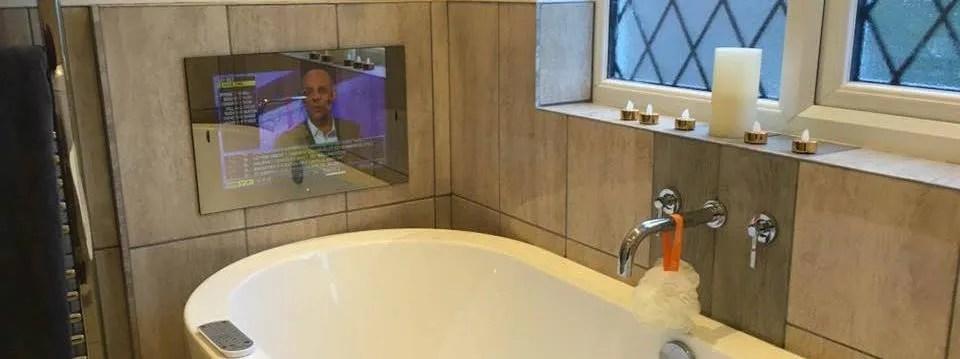 Digital TV Installation  Setup  Wet Room TV Installation