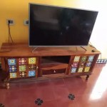 wooden living room funiture