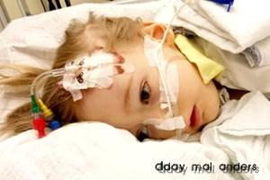 Atemnot, Erstickungsgefahr, Unfall? Kinder auf der Intensivstation