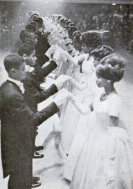 A classic African American Debutants Ball(Stock photo)