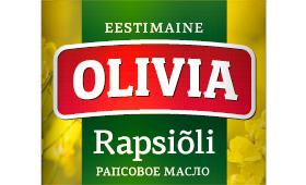 Olivia rapsiõli – facelift