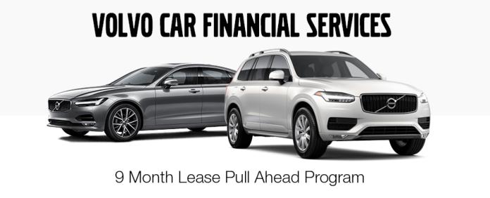 9 Month Volvo Lease Pull Ahead Program Viti Volvo Cars Tiverton In Tiverton Ri