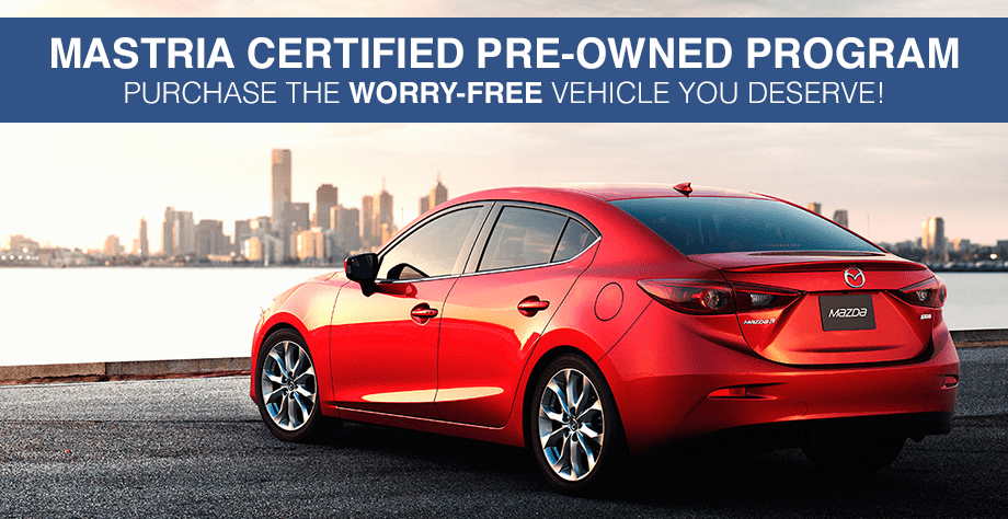 Mastria Certified Preowned  Used Mazda Dealer In Raynham, Ma