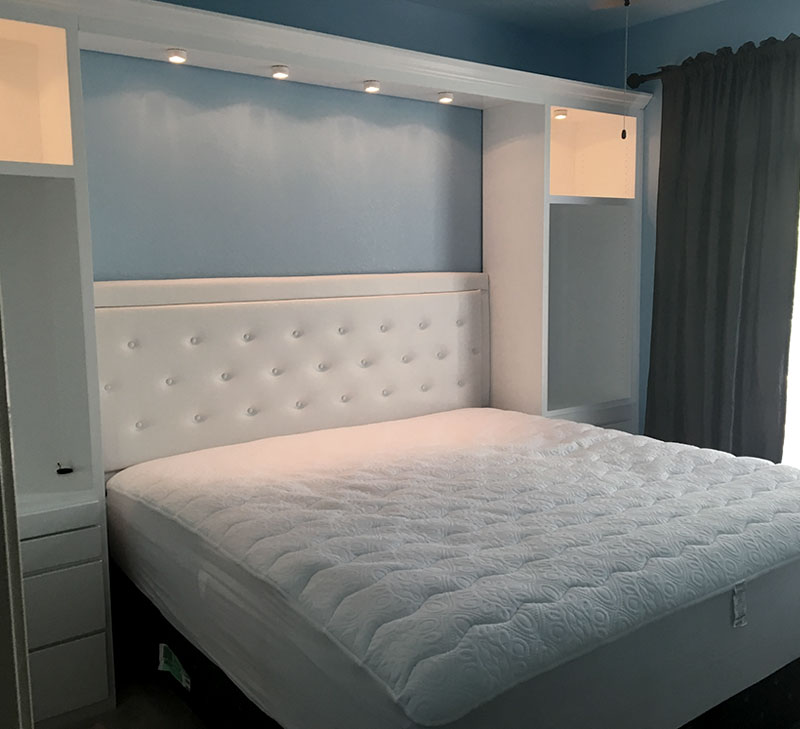 Custom Built Murphy Amp Hideaway Beds Desert Design Furniture