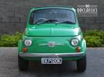 1973 Fiat 500 history