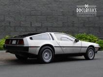 Delorean DMC-12 1981 For Sale 2